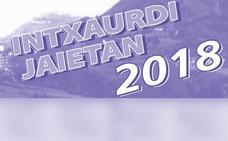 Programa de fiestas de Intxaurdi 2018