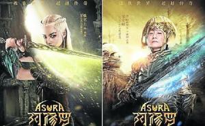 El épico fracaso chino con una película