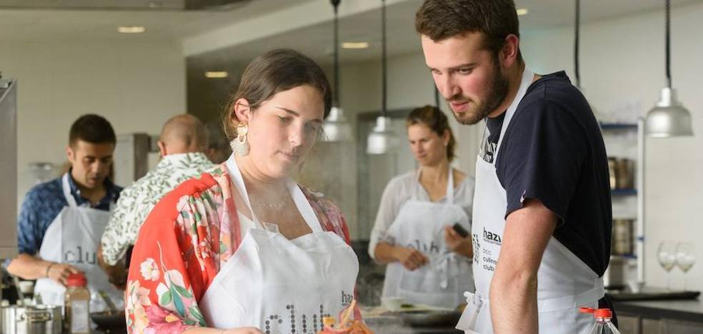 Udako sukaldaritza ikastaroak hastear daude Basque Culinary Centerren