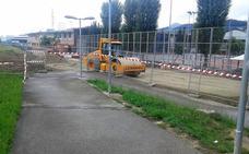 Arrancan las obras para transformar el antiguo trazado del tren en Matiena