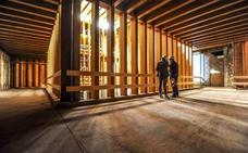 El Gasteiz Antzokia dará vida por fin al palacio Ruiz de Vergara