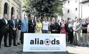 Unicef impulsa una alianza de medios vascos a favor del desarrollo sostenible