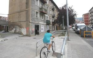 Basauri apuesta por rehabilitar las viviendas degradadas de Basozelai y Larrazabal