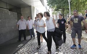 Durango recurre al Constitucional para que estime el bombardeo delito de lesa humanidad