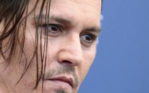 Johnny Depp hace las paces con su antigua empresa de representación