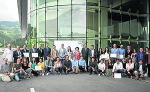Dos proyectos sobre salud ganan los premios Toribio Echevarria de Eibar