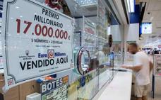 Las haciendas forales cobrarán menos impuestos en los premios de lotería
