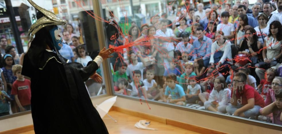 Magialdia extiende sus espectáculos hasta Zabalgana para celebrar sus 30 años