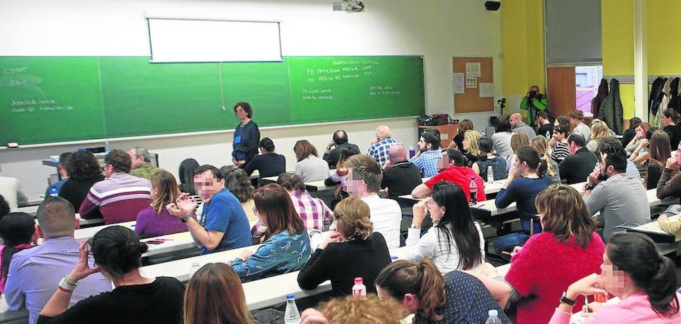 La Universidad de Oviedo aprecia desajustes en varios exámenes de la OPE de Osakidetza