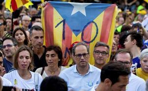 La ley divide al independentismo
