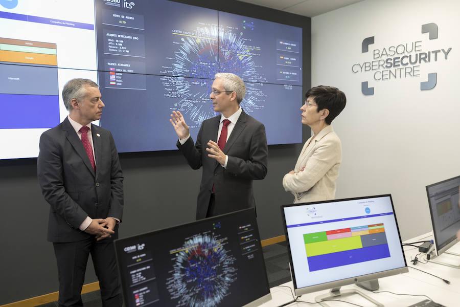 Crecen los ataques informáticos a empresas y particulares en Euskadi, con 6.041 casos este año