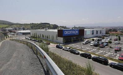El parque comercial de Berango sumará en agosto una nueva apertura