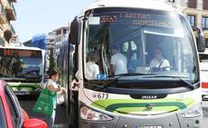 Bizkaibus supera los tres millones de usuarios en sus líneas de la Margen Derecha