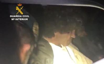Así fue la detención del fugitivo de Cantabria en una emboscada cerca de su casa