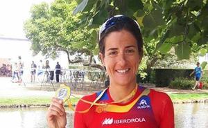 El drama de la triatleta Gurutze Frades, que perdió su bicicleta de 16.000 euros tras el Mundial