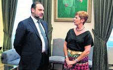 El Gobierno de Sánchez mantiene el compromiso de que el TAV llegue a Bilbao en 2023