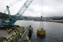 Bermeo acoge el primer laboratorio flotante de Europa
