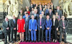 21 instituciones renuevan en Bilbao su compromiso con el euskera