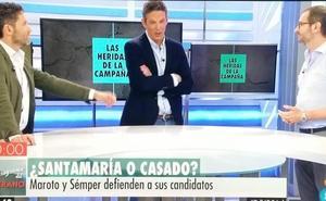 El PP confía en que el congreso no abra heridas internas en Euskadi