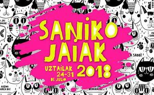 Programa de fiestas de Bilbao 2018: San Ignacio Jaiak