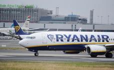 Ryanair deberá garantizar hasta el 59% de los vuelos nacionales e internacionales durante la huelga