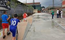 Erandio elimina el 'punto negro' de Tartanga con un paseo peatonal