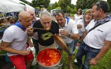 El concurso de marmitako cierra los 'Cármenes' de Amorebieta