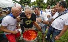 Más de 4.300 personas inundan Amorebieta de sabor marinero