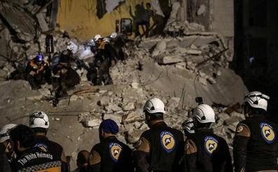 Israel evacua a 800 Cascos Blancos sirios hacia Jordania