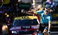Al Astana le sienta bien el champán de Fraile