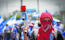 La catedral de Managua abre sus puertas a las madres de los detenidos