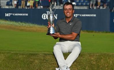 El triunfo de Molinari refresca la historia del The Open