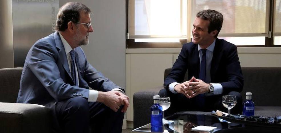 Casado se cita el miércoles con Santamaría para intentar pactar la nueva dirección del PP