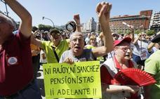 Los pensionistas vascos se reunirán con la ministra Valerio