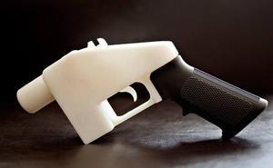 EE UU da luz verde a la pistola que cualquiera puede imprimir en casa