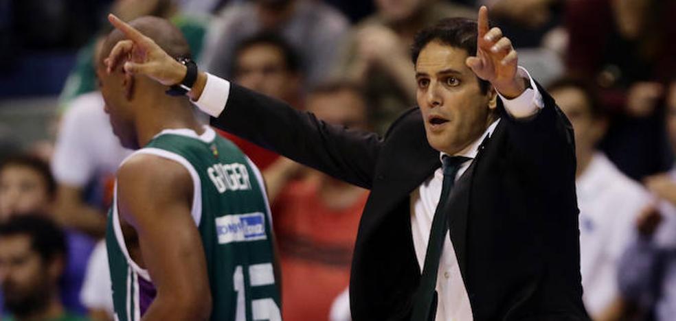 Antonio Herrera, mano derecha de Joan Plaza en Unicaja, nuevo entrenador del Araberri
