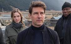 Tom Cruise vuelve a la carga con su sexta misión imposible