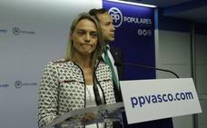 Raquel González reconoce que el PP vasco deberá «reajustarse» al discurso de Casado