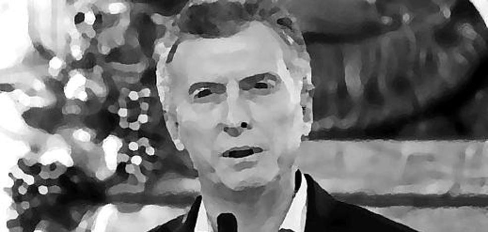 Macri y su majestad, el FMI