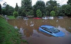 Los afectados por la inundación del sábado en Santillana del Mar pueden tramitar sus reclamaciones en el ayuntamiento