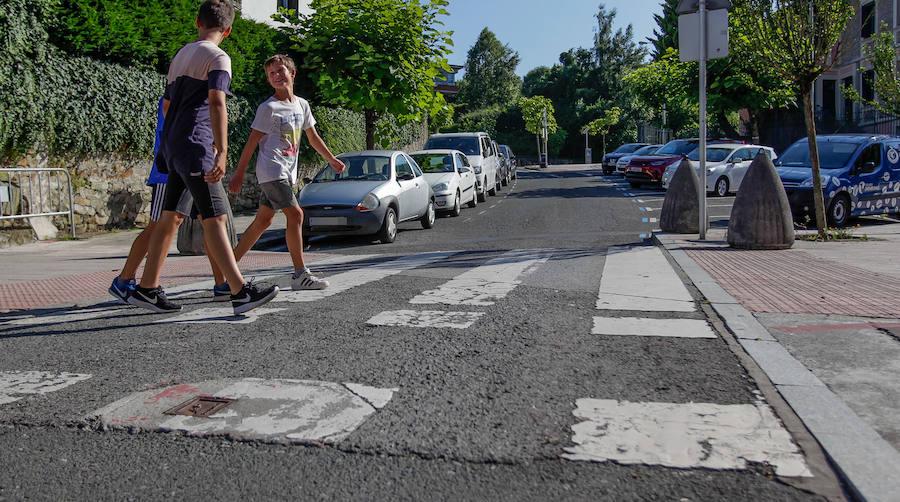 40.000 euros para mejorar la seguridad vial en Durango