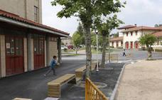 El Consistorio de Zaratamo mejorará la accesibilidad del frontón de Elexalde