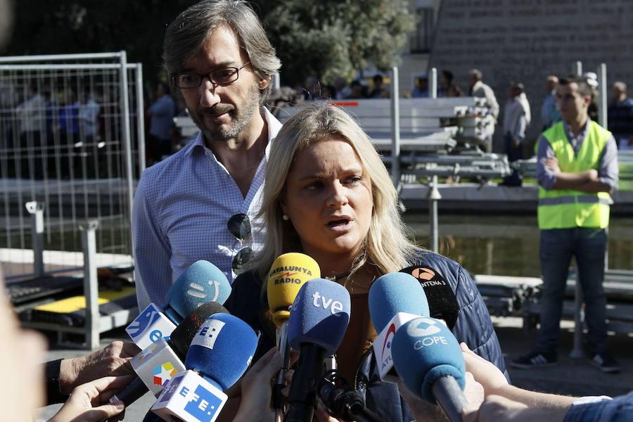 Mari Mar Blanco estará en la ejecutiva del PP y Oyarzábal rechaza la oferta de Casado