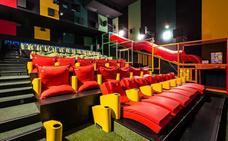 Vitoria contará con la primera sala de cine de Euskadi con tobogán y tumbonas