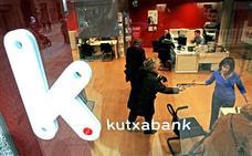 Kutxabank obtiene 187,8 millones de beneficio en la primera mitad de 2018, el 10,4% más