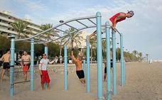 Arrigorriaga contará con un parque para ejercitar la musculatura