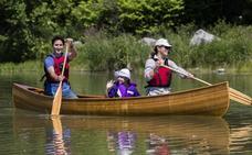 Kayak, pescaíto y, tal vez, 'sangría verde'