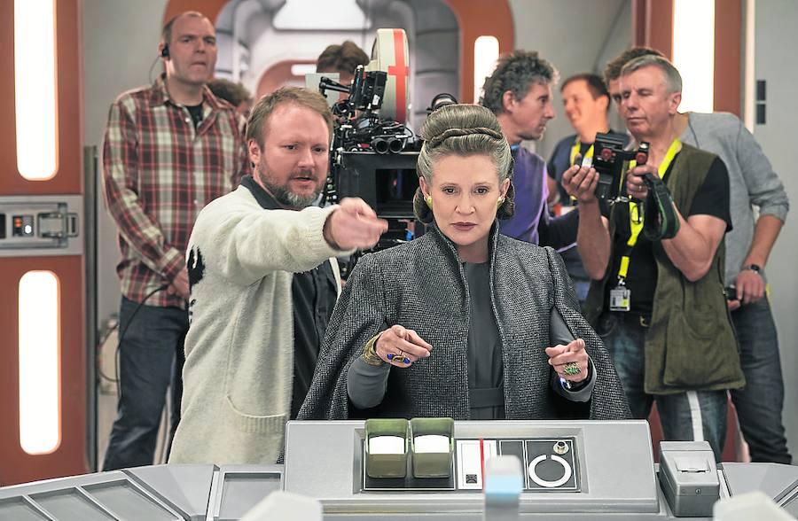 Disney resucitará a Carrie Fisher en la nueva película de 'Star Wars'