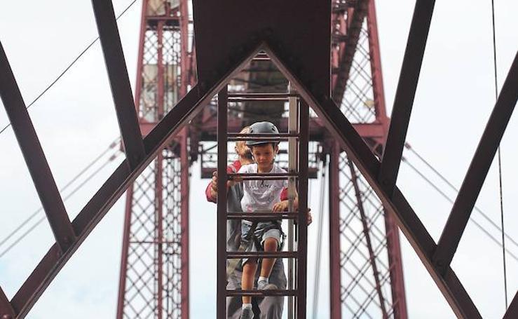 El Puente Colgante celebra su 125 cumpleaños