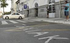 Los taxistas alaveses deciden el lunes si secundan la huelga a nivel nacional